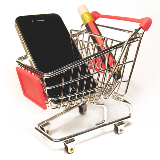 SHOP_shopping cart
