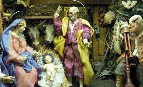 Fede Arte Musica Natale 2012/2013 foto tratta dal sito http://www.organoduomomessina.it/5952/serata-in-cattedrale-il-presepe-napoletano-restaurato
