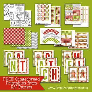free-gingerbread-party-printables
