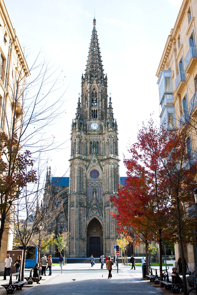 Catedral de San Sebastián - Espanha