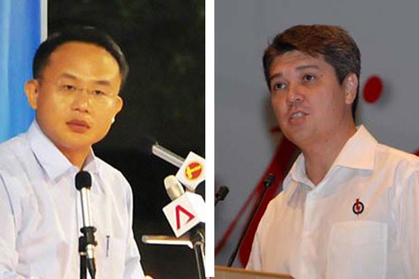 Yaw Shin Leong VS Michael Palmer