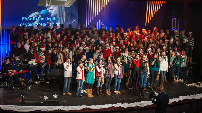 JFBC Students Choir