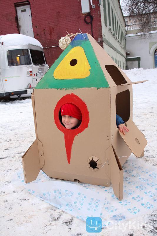 Cardboard Rocket_012