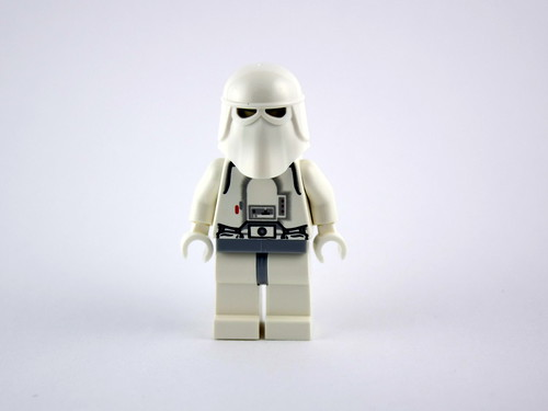 Day 15 - Snowtrooper