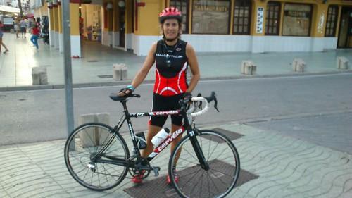 Entrevista a Andrea Arriola. Ejemplo de mujer deportista