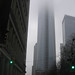 Small photo of WTC disappearing into the fog
