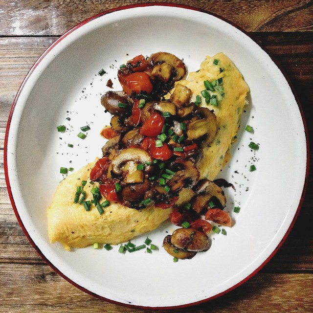 Jacques Pépin's Classic French Omelet