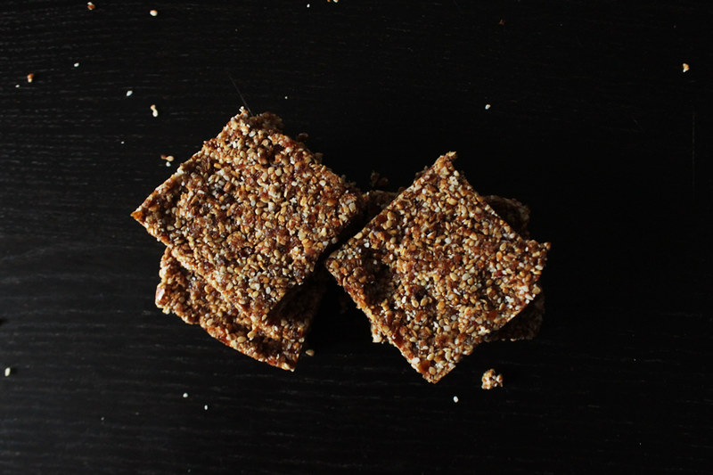all natural sesame snack bars