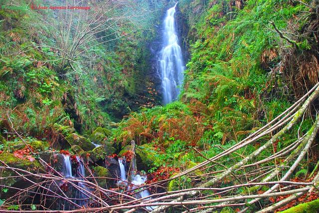 Cascada. Efecto Seda #Photography #Foto #Flickr 33