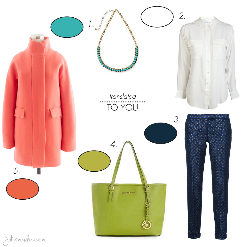 color palatte outfit julip made
