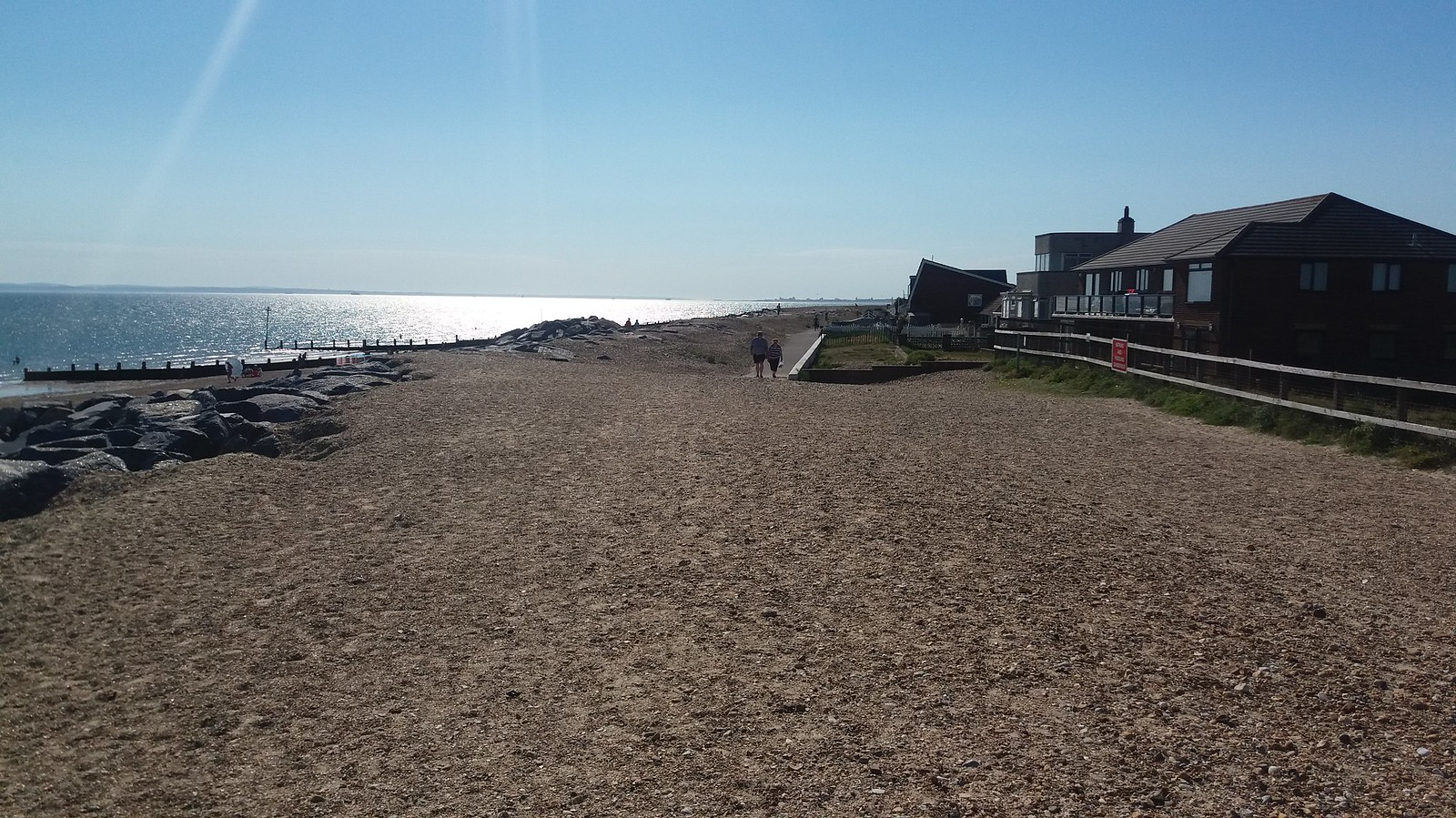 20160719_165728 Eastoke Point, looking back towards the main promenade