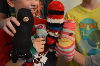 Sock Monster 6