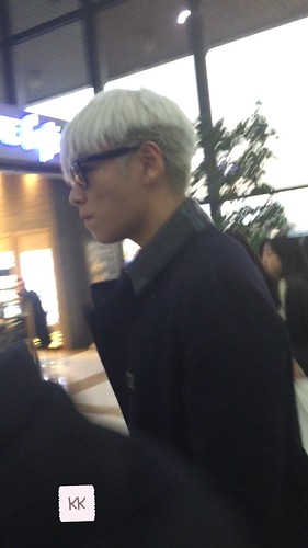 Big Bang - Gimpo Airport - 15jan2015 - TOP - KK_JIWON - 09