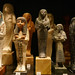 Collection of statues - Egyptian funerary servants by Monceau