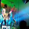 Bloc party. Kele & Russell. #blocparty #uk #london #mezzaninesf #concert #concertphoto #concertphotography #lights #keleokereke #russelllissack #guitar #indierock #postpunk #britpop