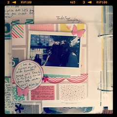 #projectlife week 44 insert back side
