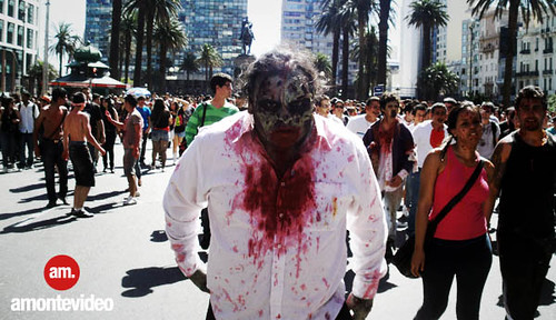 Zombies en Montevideo
