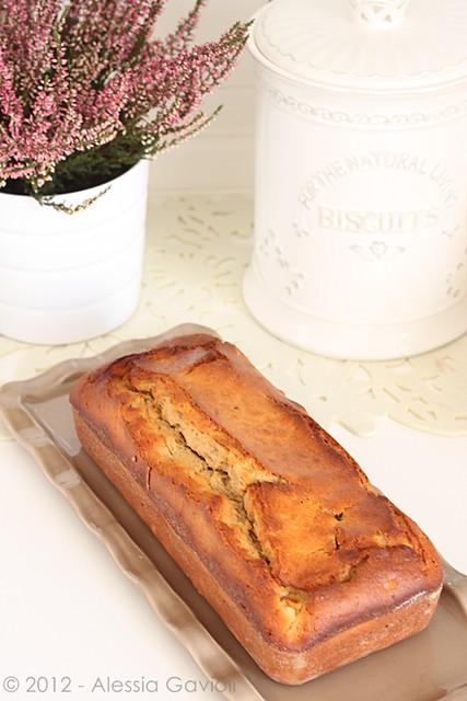 Cake prugne, noci e cannella