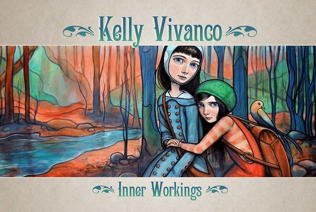 Artist Brooks Kelly Artist Kelly Vivanco