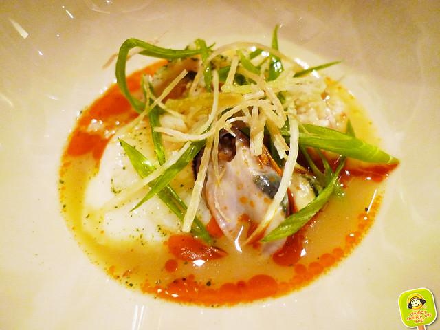 torrisi italian specialty - mussel