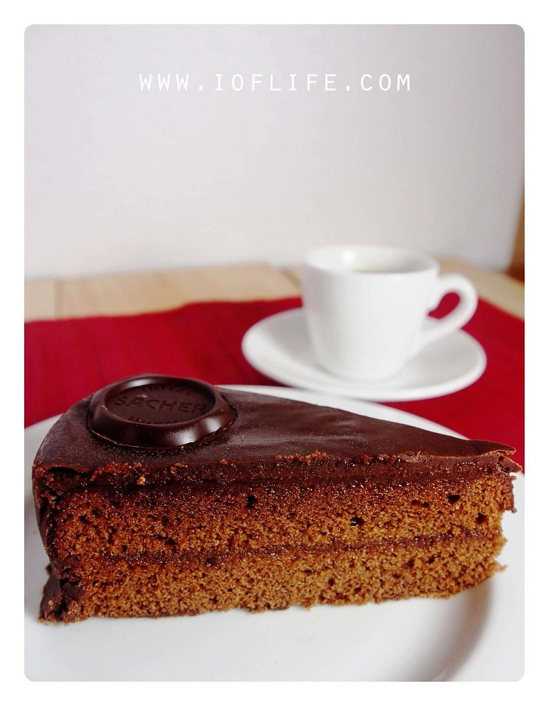 Sacher Torte Cake Jakarta