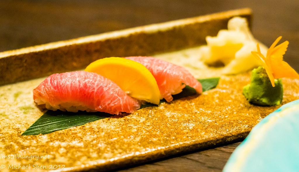 Sake Restaurant nigiri sushi