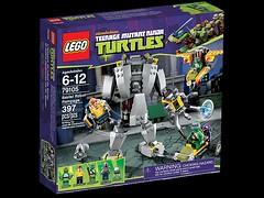 79105 Baxter Robot Rampage - 1