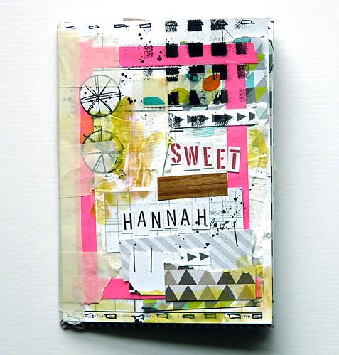 mini album SWEET HANNAH - cover