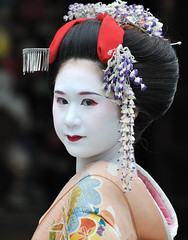 Maiko for the Day