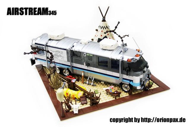 Airstream 345 Camper