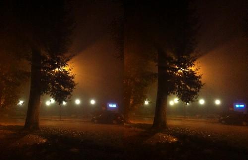 park night 3d crosseyed october cross croatia rays 2012 sisak xview
