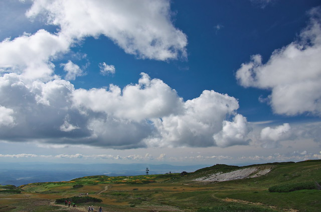 Photo:旭岳からの眺め By:shin Suzuki
