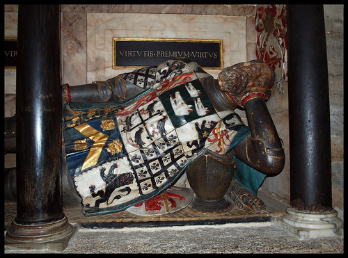 Tomb of Sir Robert Stewart