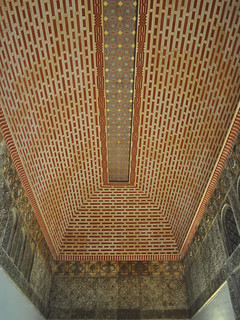 Alcazaba ceiling