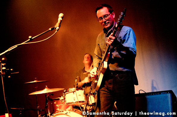 The Sea And Cake @ Bootleg Theater,LA 11/10/2012