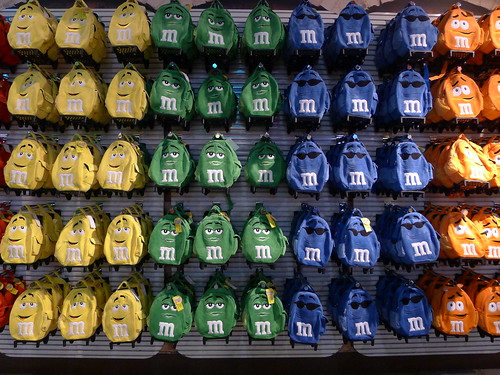 M&Ms Store - Times Square