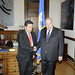 Secretary General Receives President of the Supreme Court of Colombia