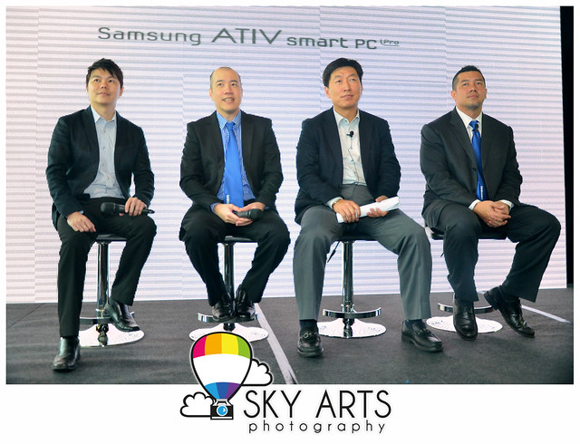 Samsung ATIV Smart PC Pro Malaysia Launch - AIO PC Series 7 Series 5 Ultra Touch