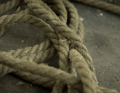 textile, rope,