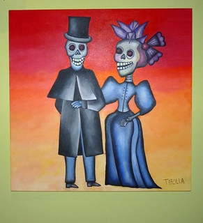 36) day of the dead exhibit at somarts