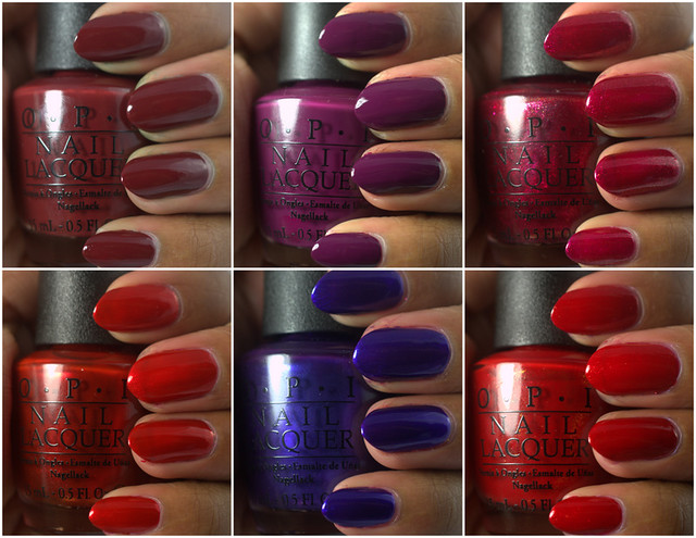 Amor de Lacquer: OPI  Skyfall collection for Holiday 2012, part I