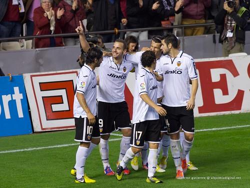 Jugadores del Valencia CF