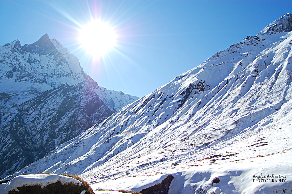 Machhapuchhare Base Camp 5