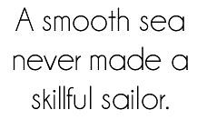 Sailor Quote