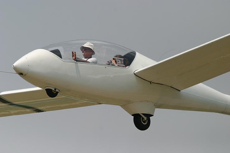 2012 - Gliders
