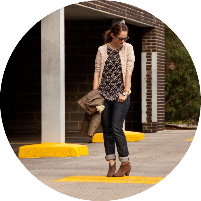 dash dot dotty, leopard cardigan, pattern mixing, cuffed jeans, suede ankle boots, outfit ideas, ootd, what to wear with