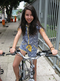 Vix Cycle Chic - Girl