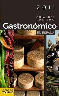 Guía del turismo gastronómico en España.