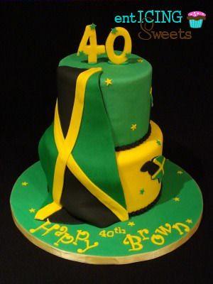 Jamaican Birthday Cake Flickr Photo Sharing