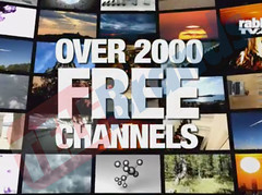 Rabbit TV gives you access to over 2000 FREE Internet TV stations and shows!